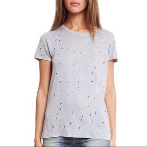 IRO Clay T-Shirt in Light Gray